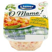 LISNER O Mamo! Sałatka warzywna z kukurydzą