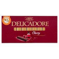 BARON Delicadore Batoniki z czekolady z nadzieniem o smaku cherry