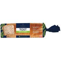 LOS HERMANOS Chleb tostowy pszenny 3 ziarna