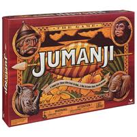 GAMES Gra przygodowa Jumanji wersja drewniana (5+)