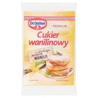 Dr. Oetker Premium Cukier wanilinowy (3 sztuki)