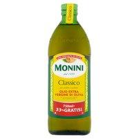 MONINI Classico Oliwa z oliwek najwyższej jakości z pierwszego tłoczenia