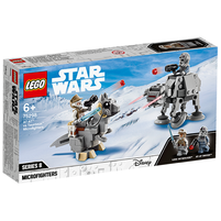 LEGO Star Wars Mikromyśliwce: AT-AT kontra Tauntaun 75298 (6+)