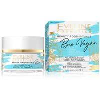 EVELINE Beauty Food-Rituals Bio Vegan Krem multinawilżający do twarzy