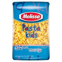 MELISSA Pasta Kids Play with Words Makaron