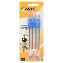 BiC Cristal Grip Długopis niebieski