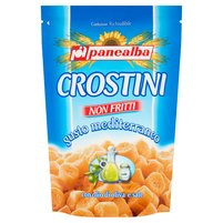 PANEALBA Crostini Minigrzanki chlebowe