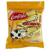 WIODĄCA MARKA Confiseo Krówki wyborne mleczne