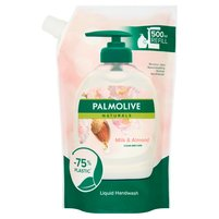 PALMOLIVE Naturals Milk & Almond Mydło w płynie do rąk zapas