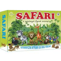ABINO Safari Gra zespołowa (5+)
