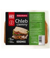 NaturAvena Chleb ciemny bezglutenowy naturalny