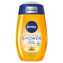 NIVEA Natural Olejek pod prysznic