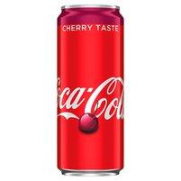 COCA-COLA Cherry Napój gazowany