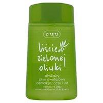 ZIAJA Liście zielonej oliwki Oliwkowy płyn dwufazowy demakijaż oczu i ust