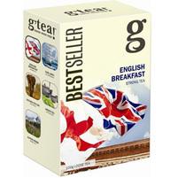 BESTSELLER g'tea English Breakfast Herbata czarna liściasta
