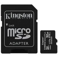 KINGSTON Karta pamięci microSDHC Canvas Select Plus 32GB 100R Class 10 UHS-I