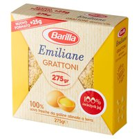 BARILLA Emiliane Makaron jajeczny grattoni