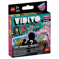 LEGO VIDIYO Zestaw minifigurek Bandmates 43101 (7+)