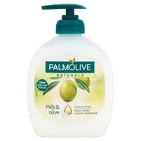 PALMOLIVE Naturals Mydło w płynie do rąk mleko i oliwka