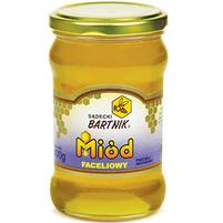 SĄDECKI BARTNIK Miód pszczeli facelinowy
