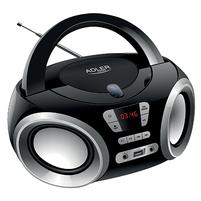ADLER Radio Boombox CD-MP3 USB AD1181