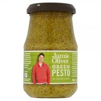 Jamie Oliver zielone pesto z bazylii