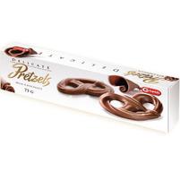 CARLETTI Delicate Pretzels Precelki z czekolady mlecznej