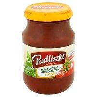 PUDLISZKI Koncentrat pomidorowy z bazylią