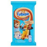 LUBISIE Duo Ciastko biszkoptowe z nadzieniem o smaku orzechów laskowych i czekolady
