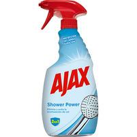 AJAX Shower Power 2in1 Środek czyszczący w sprayu