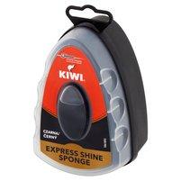 Kiwi Express Shine Gąbka nabłyszczająca do obuwia czarna