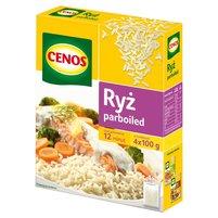 CENOS Ryż parboiled (4 x 100 g)
