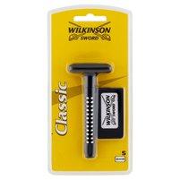 WILKINSON Sword Classic Maszynka do golenia + żyletki