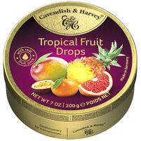 CAVENDISH & HARVEY Tropical Fruit Cukierki owocowe
