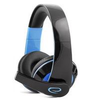 ESPERANZA Słuchawki z mikrofonem dla graczy Condor EGH300B niebieskie