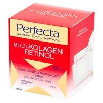 PERFECTA Multi-Kolagen Retinol Krem na dzień i na noc 60+ Silna redukcja zmarszczek Lifting