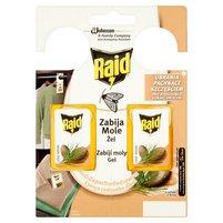 RAID Zawieszki przeciw molom w żelu o zapachu cedrowym