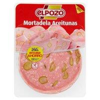 ELPOZO Mortadela z oliwkami plastry