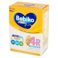 BEBIKO Junior 4R Mleko modyfikowane dla dzieci powyżej 2. roku