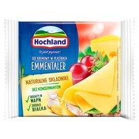 HOCHLAND Emmentaler Ser topiony w plastrach