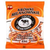 ZPC Milanówek Krówki milanowskie kakaowe