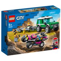 LEGO City Transporter łazika wyścigowego 60288 (5+)