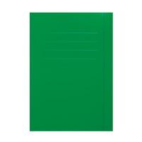 ECO+ Teczka z gumką A4 Zielona