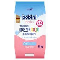 BOBINI Skoncentrowany proszek do prania ubranek kolor (24 prania)