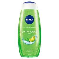 NIVEA Lemongrass & Oil Żel pod prysznic