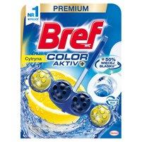 BREF WC Color Aktiv Zawieszka do muszli WC cytryna