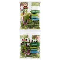 EISBERG Green Picnic Salsa mix Mieszanka świeżych krojonych warzyw (2 x 50 g)