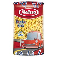 MELISSA Pasta Kids Play with Cars Makaron