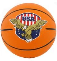 ADAR Piłka do koszykówki USA 20cm
