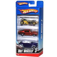 HOT WHEELS 3 Samochody